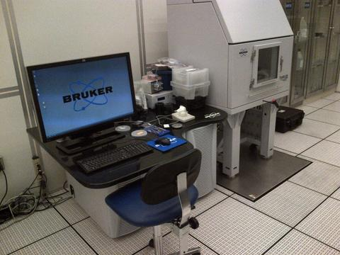 Photograph of the Bruker Dimension FastScan Atomic Force Microscope.