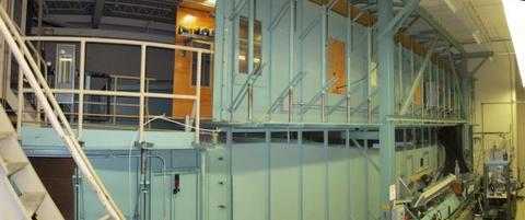 The NIST wind tunnel
