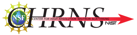 Logo for Center for High Resolution Neutron Scattering
