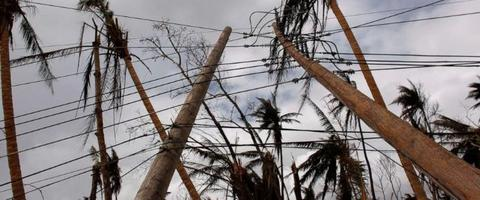 Hurricane Maria Winds