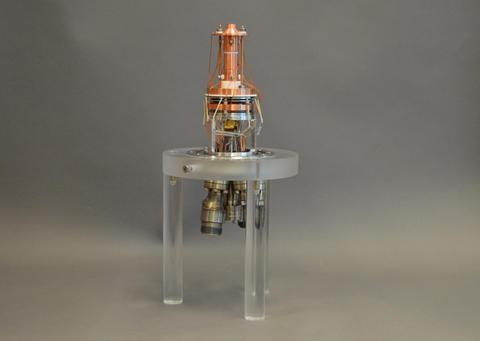 spin analyzer