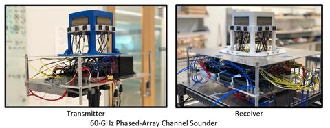 60-GHz Phased-Array Channel Sounder