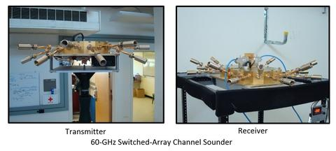 60-GHz Switched-Array Channel Sounder