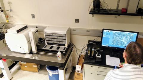 Multi-Mode Cell Imaging Reader