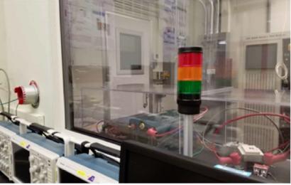 NIST Smart Grid Testbed equipment