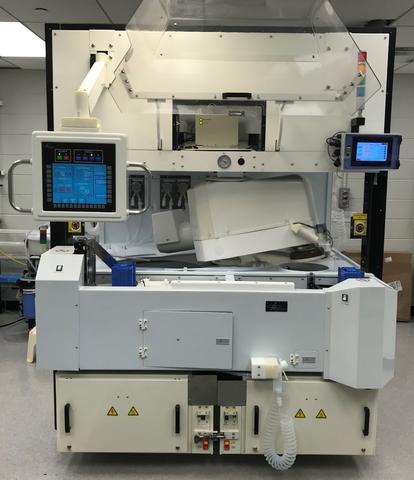 Chemical Mechanical Polisher (CMP)