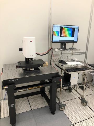 Sensofar optical profilometer