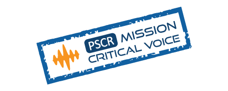 PSCR Mission Critical Voice Research Area Logo