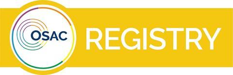 OSAC Registry Banner