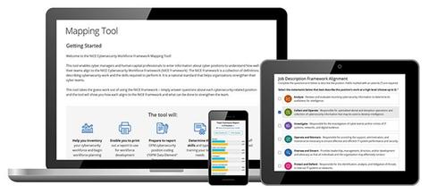 NICCS Cyber Framework Mapping Tool