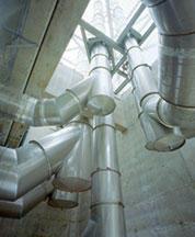 Photo of AML vents