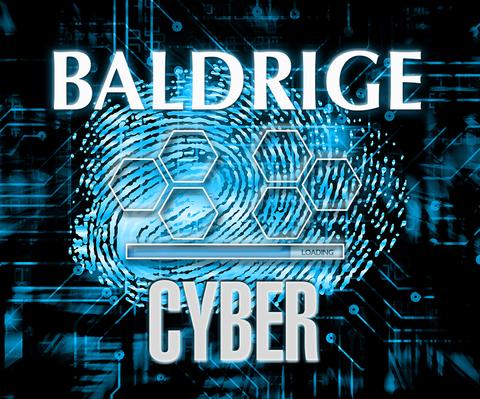 Baldrige Cybersecurity Initiative Cover.