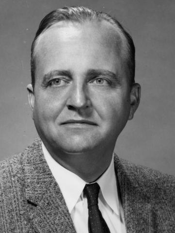 Headshot of Herman William Koch