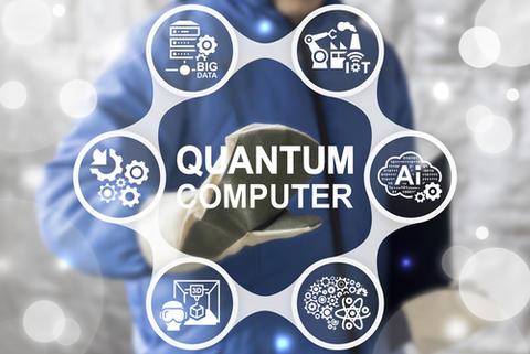 Image Representing Quantum Resistant Cryptography