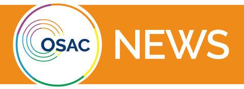 OSAC News Banner