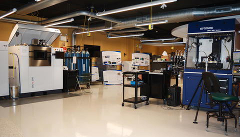 Metal Additive Manufacturing (AM) Research Facility