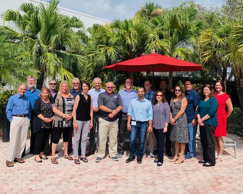 FSSB Members & Guests at the September FSSB Meeting in Tampa, FL