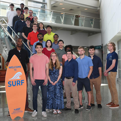 2019 ITL SURF Students