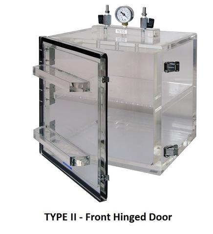 Cleatech Type II Desiccator Cabinet
