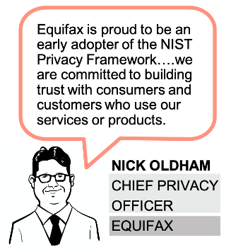 Privacy Framework Blog Equifax Quote image