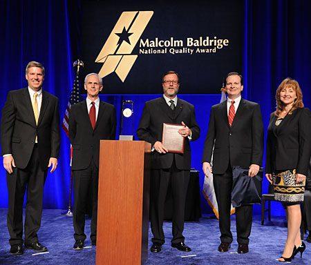 2011 Baldrige recipients: Concordia Publishing House