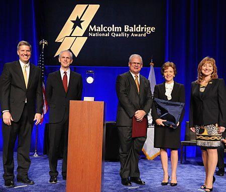 2010 Baldrige recipient: Freese and Nichols