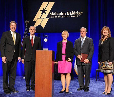2010 Baldrige recipients: Advocate Good Samaritan Hospital