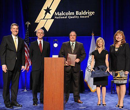 2010 Baldrige recipients: K&N Management