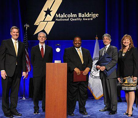 2010 Baldrige recipients: Montgomery County Public Schools