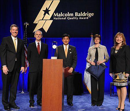 2010 Baldrige recipients: MEDRAD