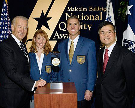2009 Baldrige recipients: MidwayUSA
