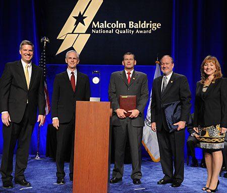 2010 Baldrige recipient: Nestle Purina PetCare Company