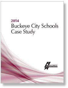 2014 Buckeye City Schools Case Study Cover Page