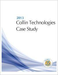 2013 Collin Technologies Case Study Cover Page