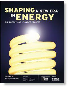Shaping A New Era In Energy Cover Page
