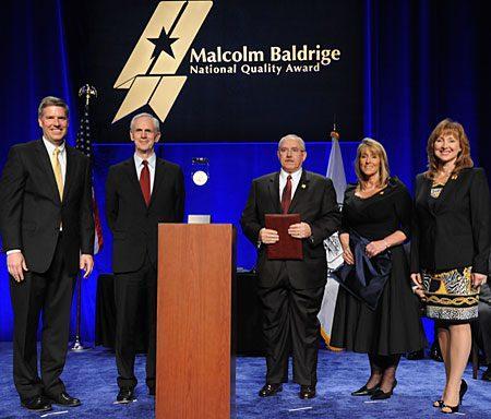 2011 Baldrige recipients: Schneck Medical Center
