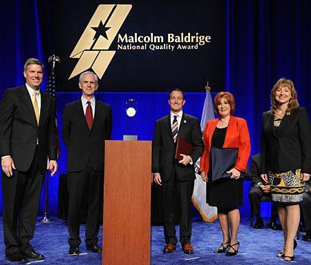 2010 Baldrige recipients: Studer Group
