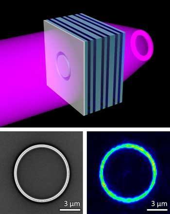ultraviolet (UV) metamaterial