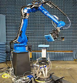 NIST Antenna Range Robot (2015)