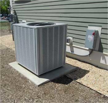 Underperforming Energy Efficiency Of Hvac Equipment