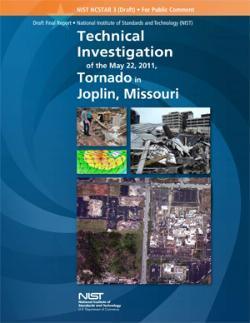 Cover of Draft Joplin Study Report