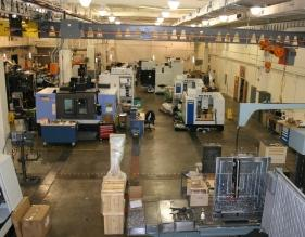 NIST Gaithersburg Machine Shop