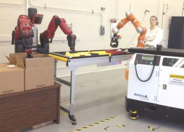 Robotic Systems for Smart Manufacturing