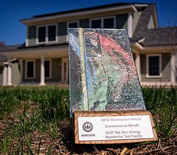 wintergreen award