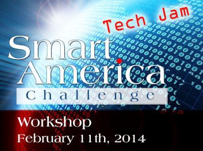 smartamerica feb 2014 workshop