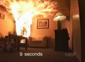 Video: Fire Safety for the Holidays | NIST