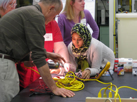 Solar Energy with Teachers