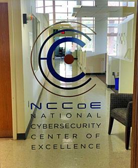 NCCOE door