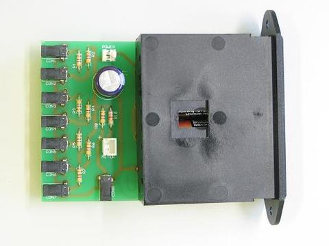 Photo of the Powerboard for the version 2