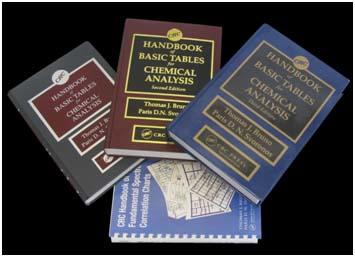 analytical chemistry reference books